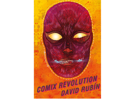 COMIX REVOLUTION. David Rubín